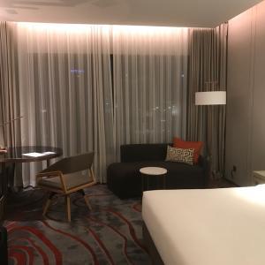 Hotel Nikko bangkokに宿泊