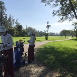 Muang Kaew Golfでゴルフ