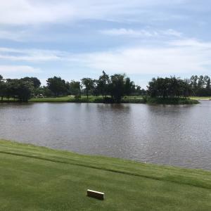 Muang Kaew Golfにてゴルフ