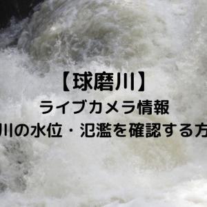 球磨川(熊本)のライブカメラと現在の水位や氾濫場所&状況を確認する方法!