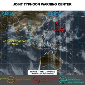 台風13号2020の米軍・ヨーロッパ・気象庁の最新進路予想と日本接近はいつ?