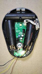 人感センサー付きLEDライトを改造してみた
