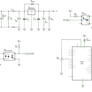 トライアックによる電力調整 − 位相制御