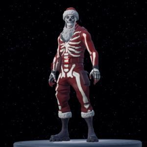 【FORTNITE】クリスマススキン2019登場!ユールトルーパーってディズニーの「ジャック」?