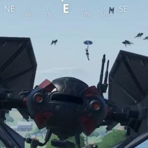 【FORTNITE】無料グライダーはまだ間に合う!マジでみんな使ってる!【スターウォーズコラボ】