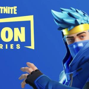 「Ninjaスキン」がフォートナイトについに登場!発売日も公開!【ICONシリーズ】【画像あり】