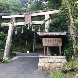 【神祇伯が】山科神社、参拝してみた【くーがつー】