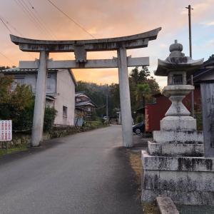 【神祇伯が】水尾神社、参拝してみた【お久しぶり】