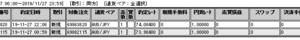 ループイフダン検証_19日目_20191127<br />