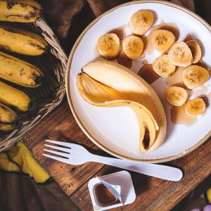 簡単!島バナナを使ったマフィンの作り方