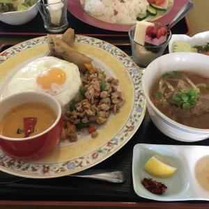 ベトナム料理!西原町の「Cafe すむな~か」に行ってきた。