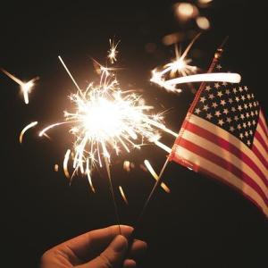 在米30年目にして初めて!異例のアメリカ独立記念日