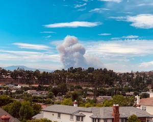 ロサンゼルス 山火事の季節になりました