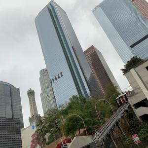 様子が違ったロサンゼルスの都会エリア