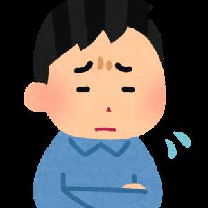 不安(片耳日記)