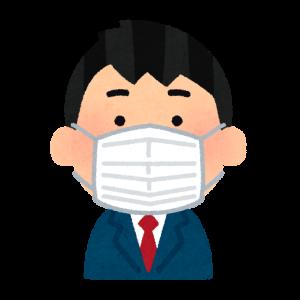 マスクでヒヤリ(^^;(片耳日記)