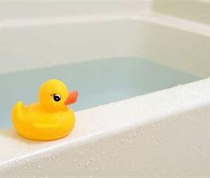 お風呂はシャワーで済ませず、湯船にチャッポンしてね!!