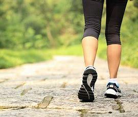 痩せたくて、歩いて歩いて歩きまくっていた頃の私