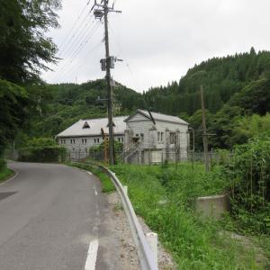 町田第二発電所@大分県玖珠郡九重町