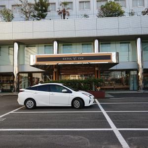 エクストールイン西条駅前@愛媛県西条市