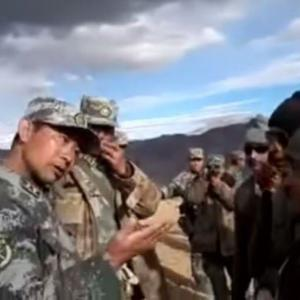 『中国 VS インド軍』国境でシバキ合い 両軍総勢150人