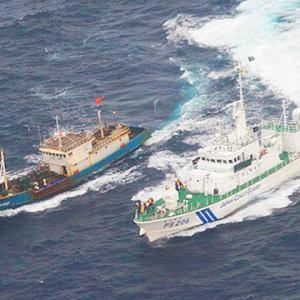 中国『日本が我々領海内に侵入した!』中国乗っ取り始まる。