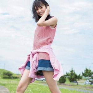 乃木坂4期生 『遠藤さくら』non-no専属モデル就任してしまう。