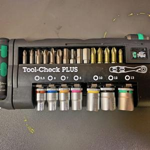 Wera TOOL CHECK PLUS
