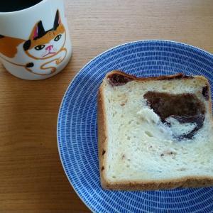 あんバター食パンとエンゲル係数