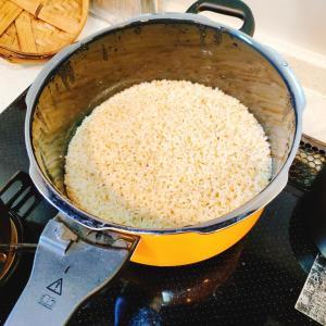 冬には冬の、玄米ごはんがあるって知ってる?