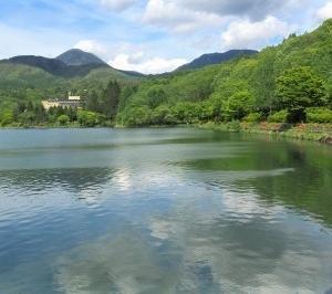 新緑を求めて その10 蓼科湖 湖一周しました