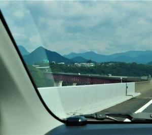 気ままな撮影の旅 その2 群馬 赤い橋