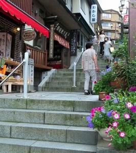 気ままな撮影の旅 その8 伊香保温泉 階段街 ①
