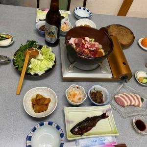 Goto 第二段 紅葉を求めて その13 夕食&翌朝