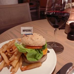やっとImpossible Burger!