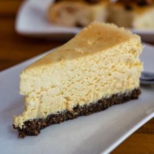 【ある日突然外国で...】リハビリからの教訓45: チーズケーキの意味