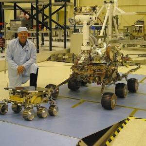 火星探査用のローバーのタイヤがパンクした事例(火星探査プロジェクトMSL) | Lessons Learned