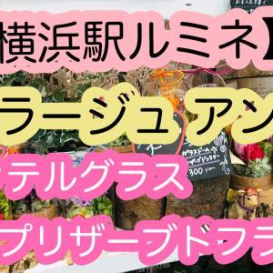 横浜駅のおしゃれなお花屋さんフルラージュアン【プリザーブドフラワー】