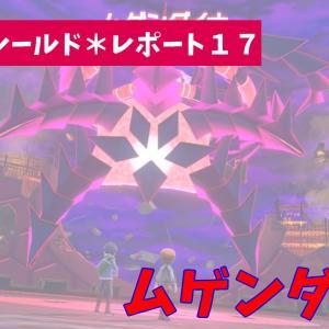 【ポケモンシールド:プレイ日記17】ムゲンダイナと剣と盾