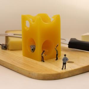 『チーズはどこへ消えた?』あらすじと教えてくれたこと