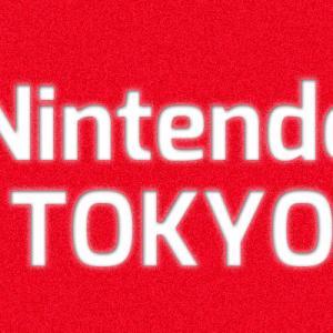 Nintendo TOKYO|福岡PARCOに行ってみました。