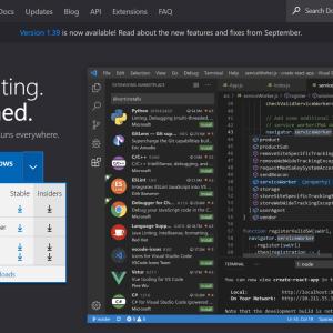 HTML/CSSの学習環境を整える