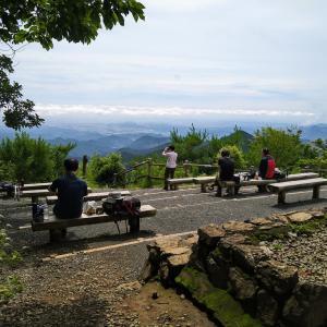 関東ふれあいの道・東京6 日出る山と霊山
