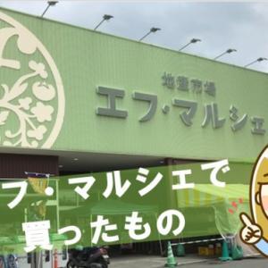 「エフ・マルシェ」マルマサ醬油さんの上撰醤油を購入