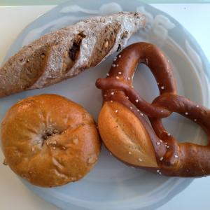 福岡一 プレッツェルが最高美味しいパン屋「サイラー」