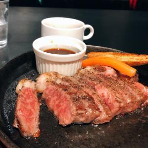日本一の宮崎牛を食べ放題「ステーキとワインの店ANZU」