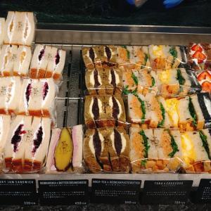 「バイキングベーカリーエフ」食パン専門店のサンドはどお?
