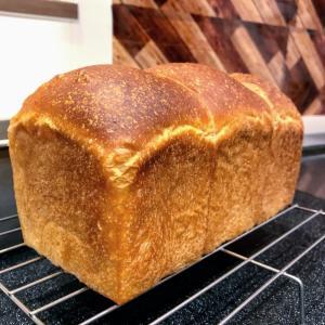 自家製酵母食パン第2弾。