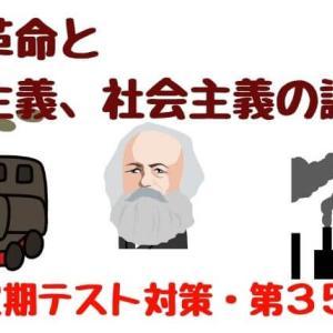 産業革命と資本主義、社会主義の誕生