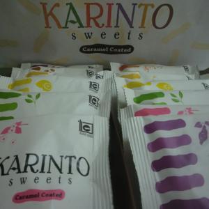 7つの味のKARINTO